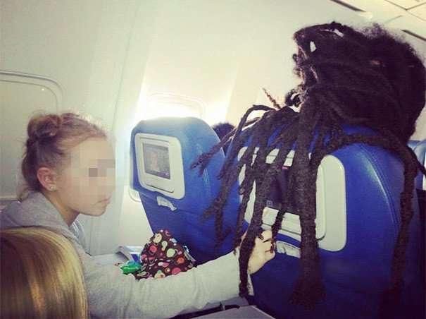 annoying passenger shaming flight travel airlines 171 605