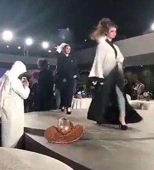 عرض أزياء الرياض
