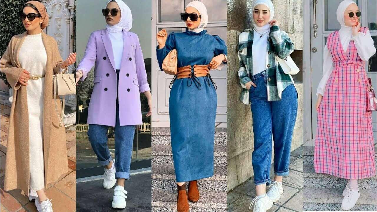جديد ملابس محجبات 2021
