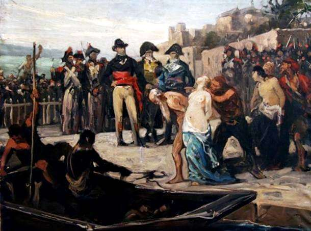 طرق تعذيب النساء عبر التاريخ