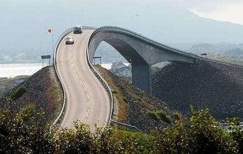 أشهر الجسور خطورة